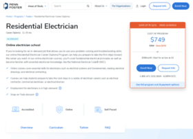 electrician.pennfoster.edu
