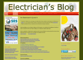 electriciansblog.co.uk