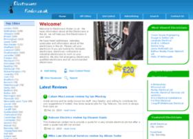 electriciansfinder.co.uk