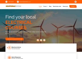 electriciansforums.co.uk