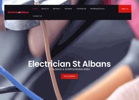 electriciansinstalbans.co.uk