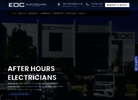 electriciansoncall.com.au
