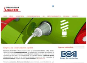 electricidadlasser.com