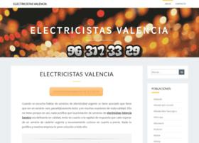 electricidadteisavalencia.com