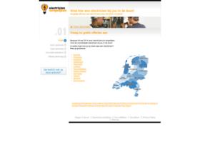 electricien-vergelijken.nl
