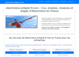 electriciens.enligne-fr.com