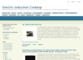 electricinductioncooktops.com