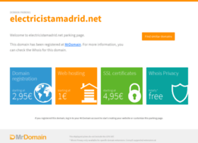 electricistamadrid.net