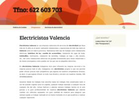 electricistasvalencia.es