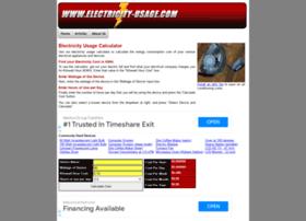 electricity-usage.com