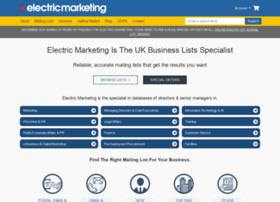 Electricmarketing.co.uk