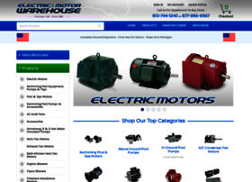 electricmotorwarehouse.com