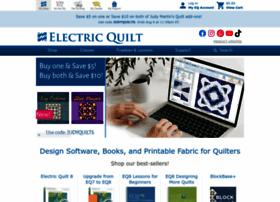 electricquilt.com