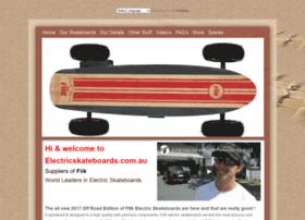 electricskateboards.com.au