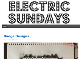 electricsundays.info
