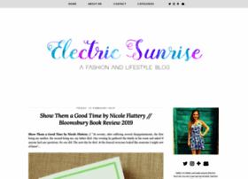 electricsunrise.blogspot.co.uk