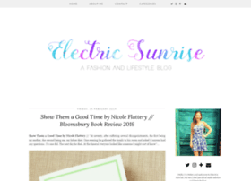 electricsunrise.blogspot.it