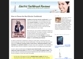 electrictoothbrushreviews.org