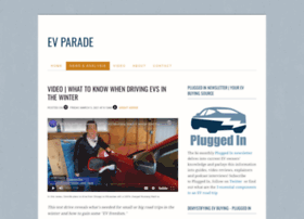 electricvehicleparade.com