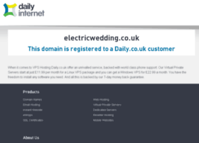electricwedding.co.uk