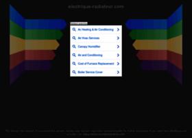 electrique-radiateur.com