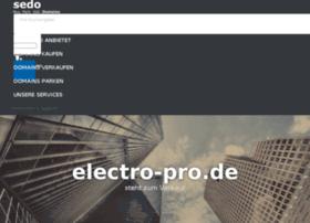 electro-pro.de