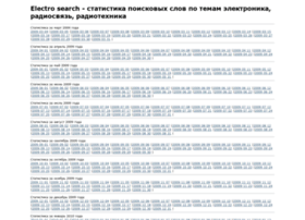 electro-search.ru