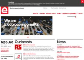 electrocomponents.com