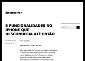 electrodiver.pt