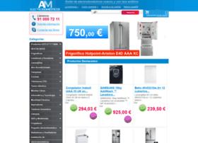 electrodomesticosam.com
