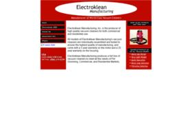 electroklean.com