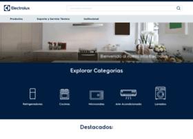 electrolux.com.mx