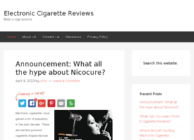electronic-cigarette-reviews.org