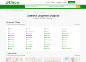 electronic-equipment-suppliers.cmac.ws