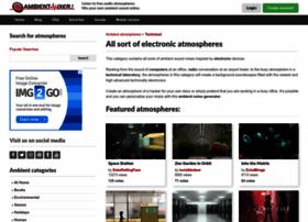 electronic.ambient-mixer.com
