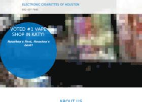 electroniccigarettesofhouston.com