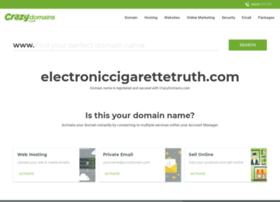 electroniccigarettetruth.com