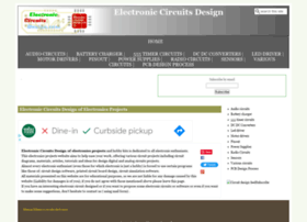 electroniccircuitsdesign.com