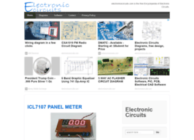 electronicecircuits.com