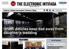 electronicintifada.net