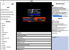 electronicmusiccafe.com