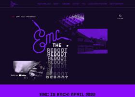electronicmusicconference.com