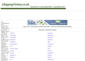 electronics-goods.shoppingvariety.co.uk