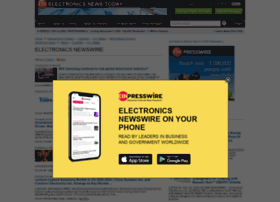 electronics.einnews.com