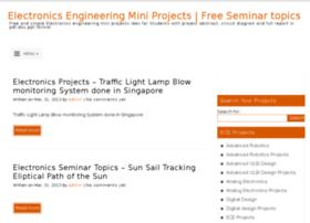 electronics.engineeringminiprojects.com