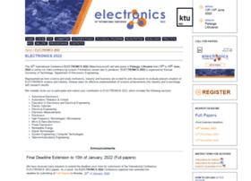electronics.ktu.lt