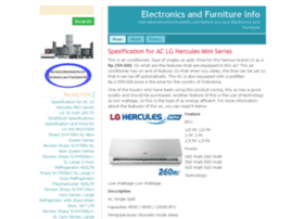 electronicsfurnitureinfo.com