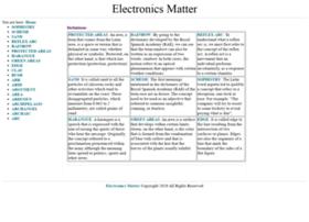 electronicsmatter.com