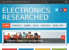 electronicsresearched.com