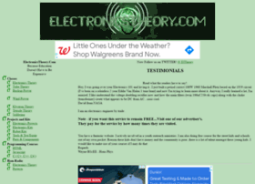 electronicstheory.com